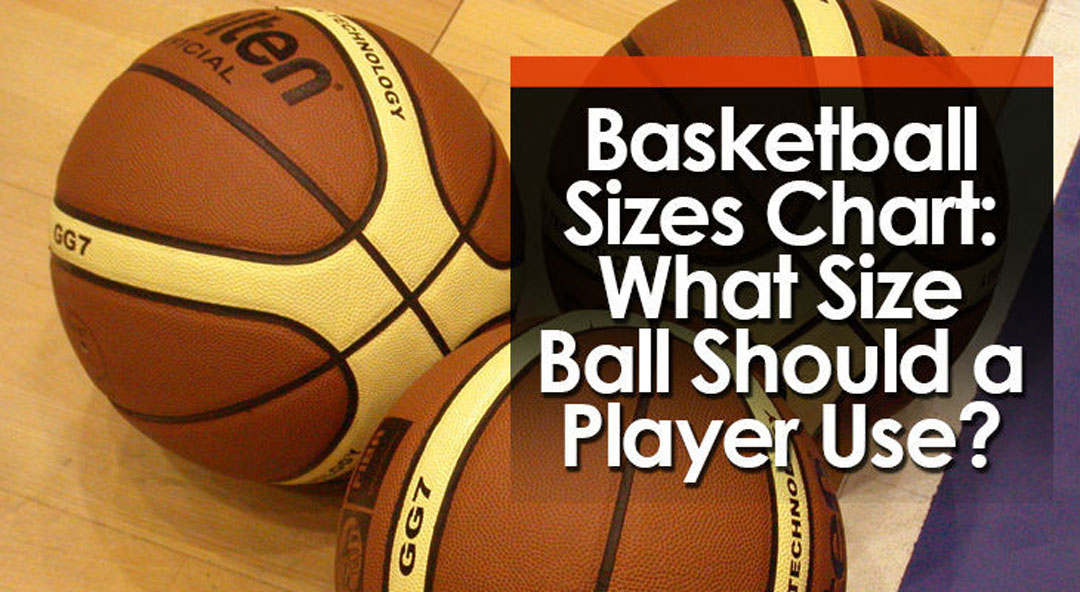 All Information About Basketball Sizes By Age