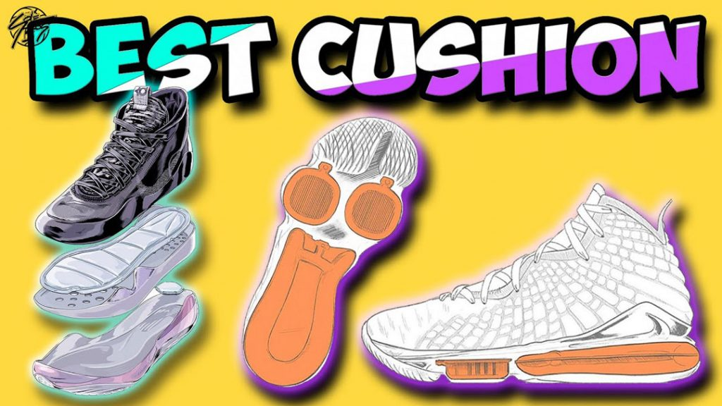 7 Best Cushioned Basketball Shoes & Buyer's Guide