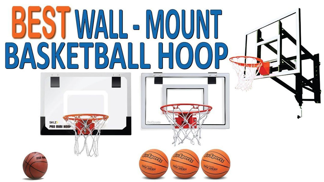 6 Best Wall Mount Basketball Hoop Under 400 of 2020 & Buyer's Guide