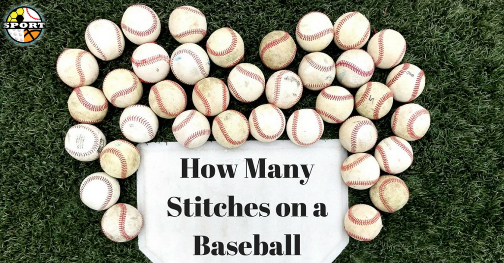 Ever Wondered How Many Stitches Are There On A Baseball?