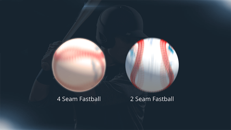 4 seam vs 2 seam fastball